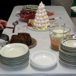 Dessert at Iona Close Xmas Dinner (2)
